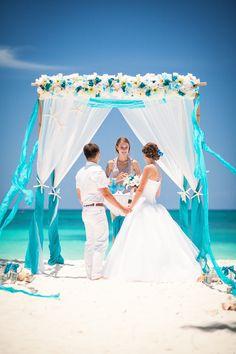 Vintage Nautical Punta Cana Wedding Vals Weddings