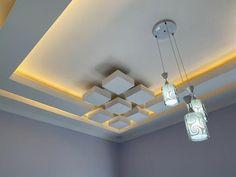 Simple Ceiling Design, Gypsum Ceiling Design, Interior Ceiling Design, House Ceiling Design, Ceiling Design Living Room, Bedroom False Ceiling Design, Living Room Designs, Ceiling Plan, Led Ceiling