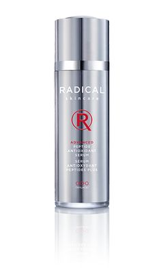 Radical Skincare's Advanced Peptide Antioxidant Serum... AMAZING stuff that fights 16 known causes of aging!