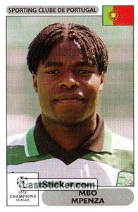 Mbo Mpenza (Sporting Clube de Portugal) Portugal Soccer, Sport C, Personal Qualities, Good Soccer Players, Best Club, Uefa Champions League, Panini, Scp, Lisbon