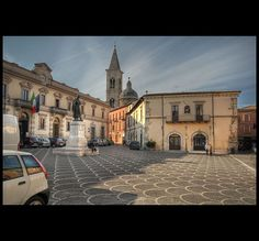 Sulmona, Italia my moms hometown