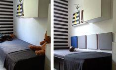 Proste zagłówki na rzepy - Klinika DIY Entryway, Diy, Furniture, Home Decor, Entrance, Decoration Home, Bricolage, Room Decor, Door Entry