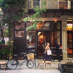 Buvette - New York #NYC
