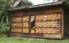 Traditional Bee house
