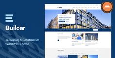 Builder - Building & Construction WordPress Theme . A THEME YOU CAN RELY ON TO DO JUSTICE TO YOUR BUILDING & CONSTRUCTION