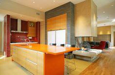 Freistehende Küchen - Designer-Interieur - modern & stilvoll