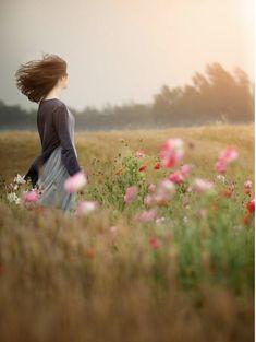 Fotografia Wind memories de L. Poses Photo, Elliott Erwitt, Blowin' In The Wind, Field Of Dreams, Three Rivers, Foto Art, Belle Photo, Wild Flowers, Summer Flowers