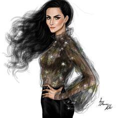 Оригинал взят у pepelnaya в Иллюстратор Shamek Bluwi Гламурно, красочно и по восточному роскошно. Больше работ иллюстратора можно посмотреть на его странице в фейсбуке .