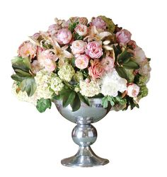 9 best extra large artificial floral arrangements images on extra large artificial floral arrangements by springlades see more mixed flowers in silver bowl mightylinksfo