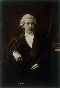 The Very Brief Legal Career of Robert Louis Stevenson