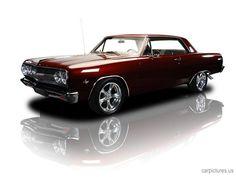 1965 Custom Chevrolet Chevelle Malibu Super Sport