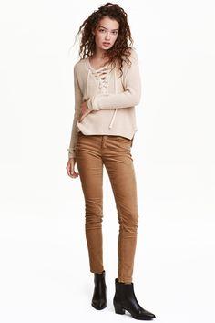 Pantalón de pana | H&M