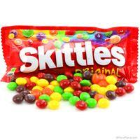 Skittles Candy  http://www.retroplanet.com/PROD/36024