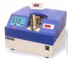 We are the one of the foremost company in the market to provide you the best quality and reliable product range of Currency counting machine.