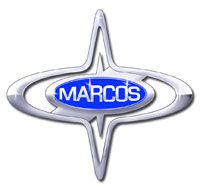 Marcos Engineering was a British sports car manufacturer. The name derives from the surnames of founders Jem Marsh and Frank Costin.