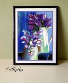 pastel ręcznie rysowany - ArtRatka - Rysunki pastelami