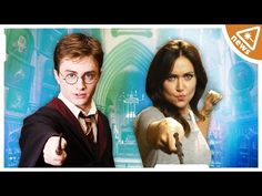 HARRY POTTER's Fantastic Beasts News and Rumors! (Nerdist News Report w/ Jessica Chobot) - YouTube