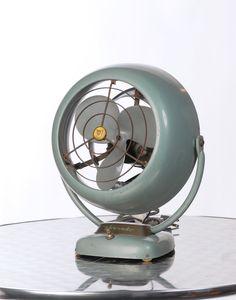 Vintage 1940's Vornado fan. $115.00, via Etsy.