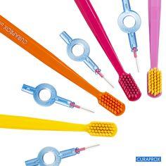 Escova Interdental Curaprox é um complemento perfeito na escovação.
