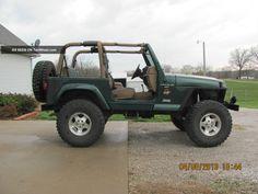 2000 Lifted Jeep Wrangler Sahara Wrangler photo