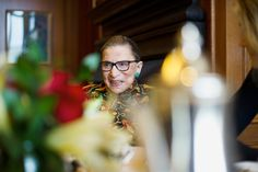 Ruth Bader Ginsburg (Photo: Hilary Swift for The New York Times)
