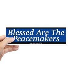 BLUE LIVES MATTER DECAL Bumper Sticker