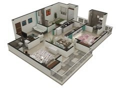 Floor Plans Are Quite Popular Among The Home Buyers So It Is