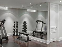 Personal Training Area