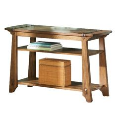 I pinned this Harrison Sofa Table from the Stacy Risenmay event at Joss and Main!