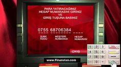 ATM Para Gönderme