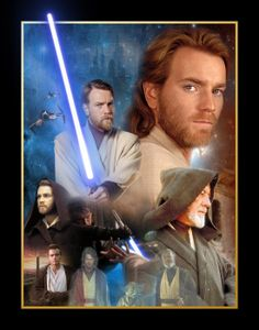 Obi-wan. Greatest of all human Jedi