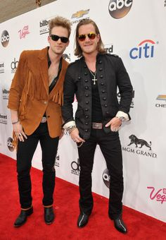 2014 Billboard Music Awards: Florida Georgia Line's Brian Kelley and Tyler Hubbard