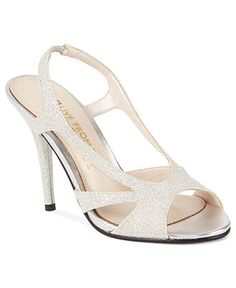 E! Live From the Red Carpet Shoes, E0047 Evening Sandals - Sandals - Shoes - Macy's
