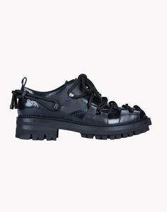 bungy jump laced up chaussures Homme Dsquared2