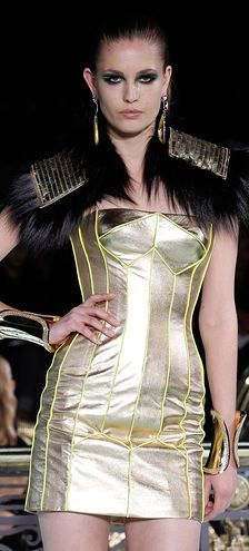 #Versace Atelier Haute Couture Spring 2013