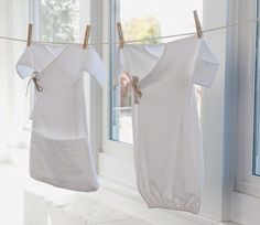 sweet baby gowns