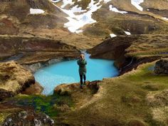 Reykjadalur Hot Springs // A Must See In Iceland - Unlocking Kiki