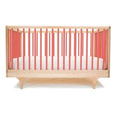 coral crib bars