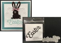 EASTER by SERENDIPITY STAMPS Die 042DD