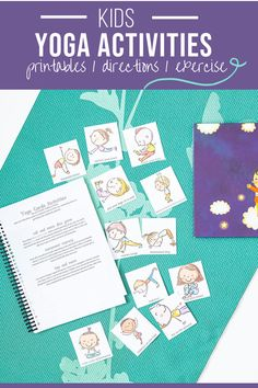 Yoga Preschool Activities. This downloadable, printable activity bundle is full of simple & engaging activities for you and your preschooler. This bundle includes letter u coloring pages, multiple unicorn themed games and activities, unicorn coloring pages, and a letter u mini book! #readingtodiscover #letteru #uisforunicorn #unicorns #unicornactivities #preschoolactivities #preschoolprintables #preschoolgames#exerciseforkids #preschoolathome. Yoga For Kids, Exercise For Kids, Science For Kids, Christmas Party Games For Kids, Birthday Party Games For Kids, Physical Education Activities, Health And Physical Education, Alphabet Activities, Preschool Activities