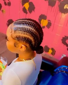 Braided Hairstyles For Black Women Cornrows, Box Braids Hairstyles For Black Women, Braids Hairstyles Pictures, African Braids Hairstyles, Braids For Black Hair, Protective Hairstyles, Protective Styles, Hair Ponytail Styles, Curly Hair Styles