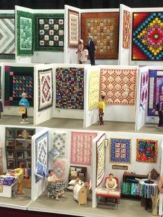 Miniature Quilt Show!