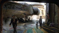 Disney e Disneyland estão investindo bastante nas novas terras temáticas do Star Wars. E você não pode perder nenhuma novidade.
