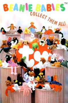 Beanie Babies from The Most Awesome Things From the '90s | E! Online