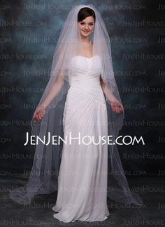 Wedding Veils - $38.99 - Wedding Veils (006013297) http://jenjenhouse.com/Wedding-Veils-006013297-g13297