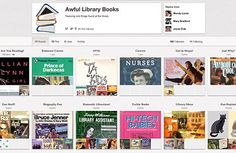 25 Libraries We Most Love on Pinterest