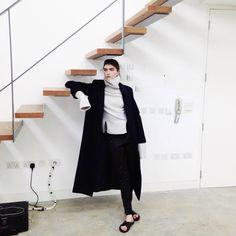 Charlie May | Minimal + Chic | @codeplusform