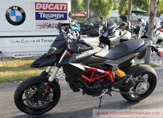 2013 Ducati Hypermotard in Black | Euro Cycles of Tampa Bay Florida