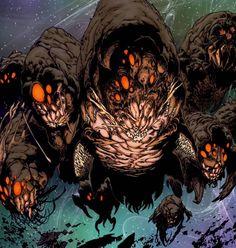 Cancerverse Daemon (Character) - Comic Vine
