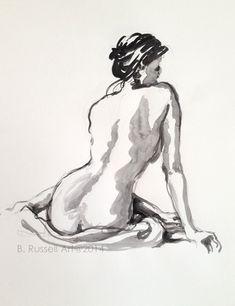 Tall mature nude women